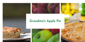 Gran's Homemade Apple Pie Recipe
