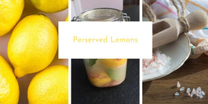 Perserved Lemons