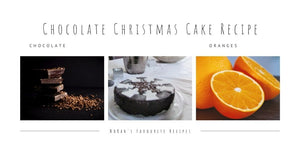 Chocolate Christmas Cake Recipe