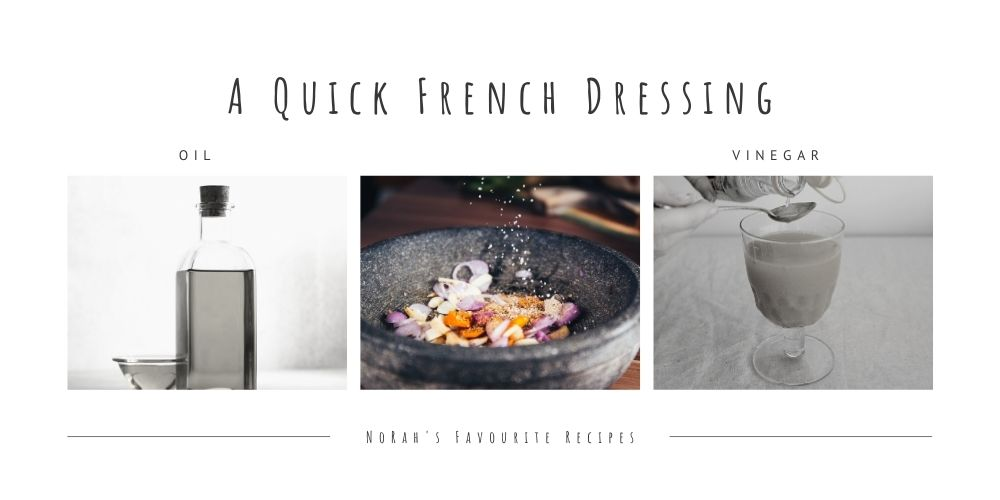 A Quick French Dressing