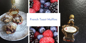 Lisa Faulkner's French Toast muffins
