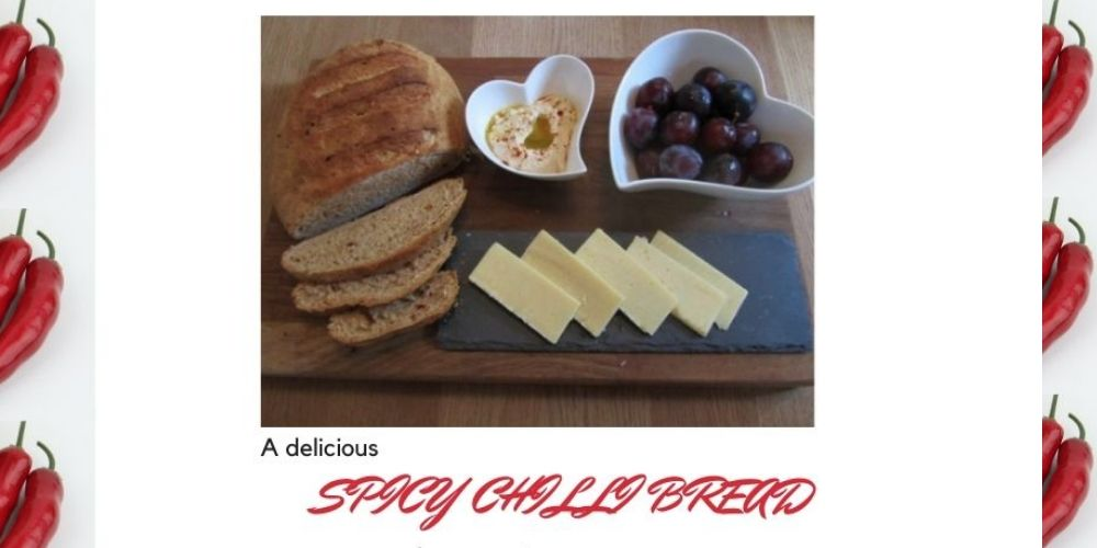 Spicy Chilli Bread