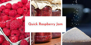 Lisa Faulkner's Quick Raspberry Jam