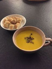 NSL Carrot and Coriander Soup