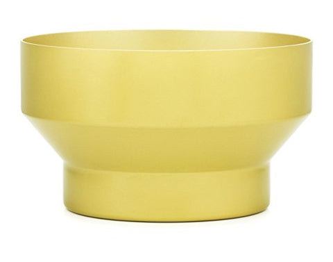 Meta Decorative Bowl - Gold