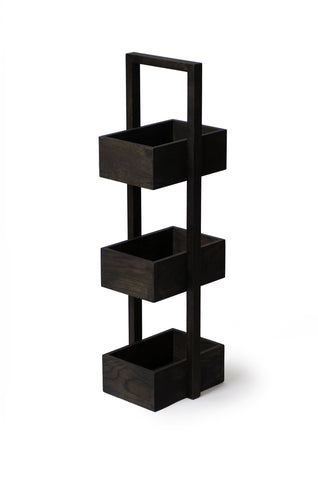 Wireworks Mezza 3-tier Bathroom Caddy