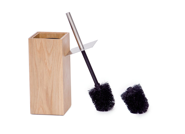 Wireworks Mezza Toilet Brush and Holder