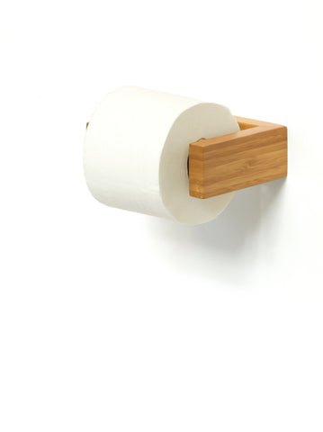 Wireworks Slimline Wall Mounted Toilet Roll Holder