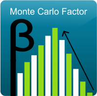 Monte Carlo Factor Beta