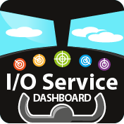 I/O Service Dashboard icon