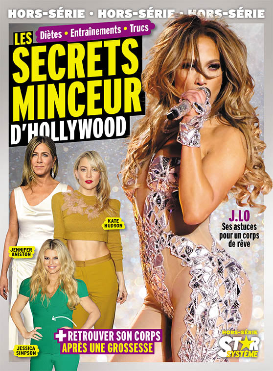 No.16 | Les Secrets minceur d'Hollywood