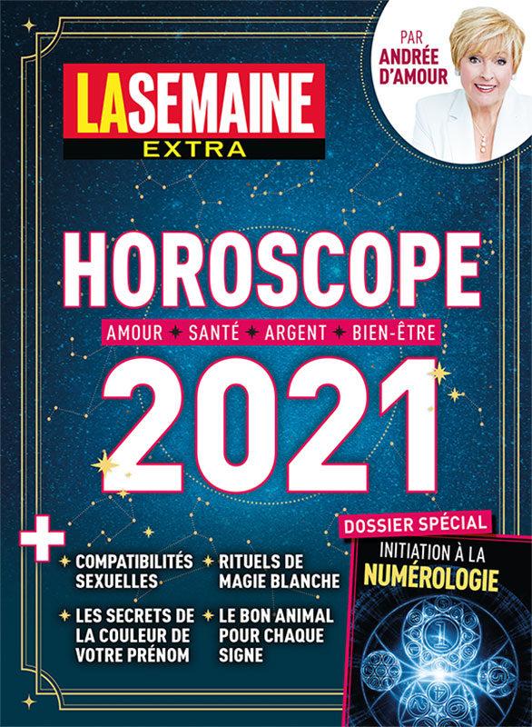 No.23 | Horoscope 2021 par Andrée D'amour