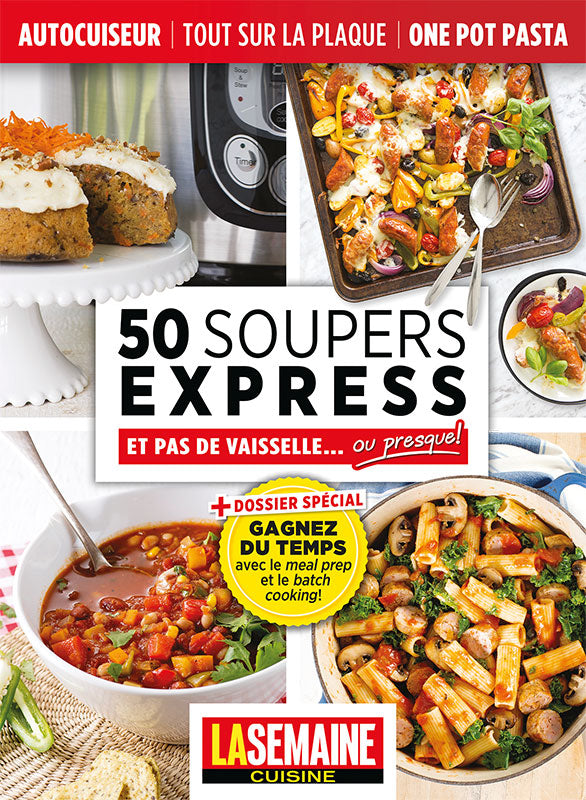 No.19 | 50 soupers express