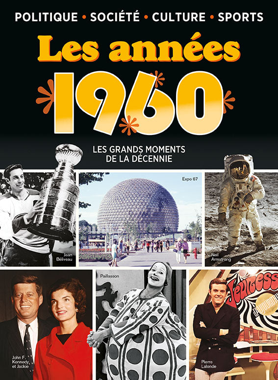 No.11 | 1960, Les grands moments de la décennie