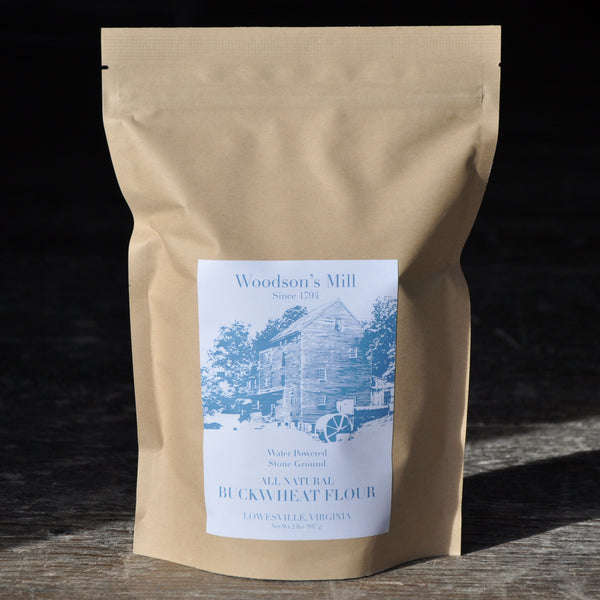 All Natural Buckwheat Flour - Woodson's Mill