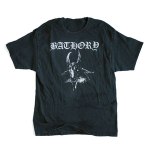 Bathory - Goat Shirt Bootleg
