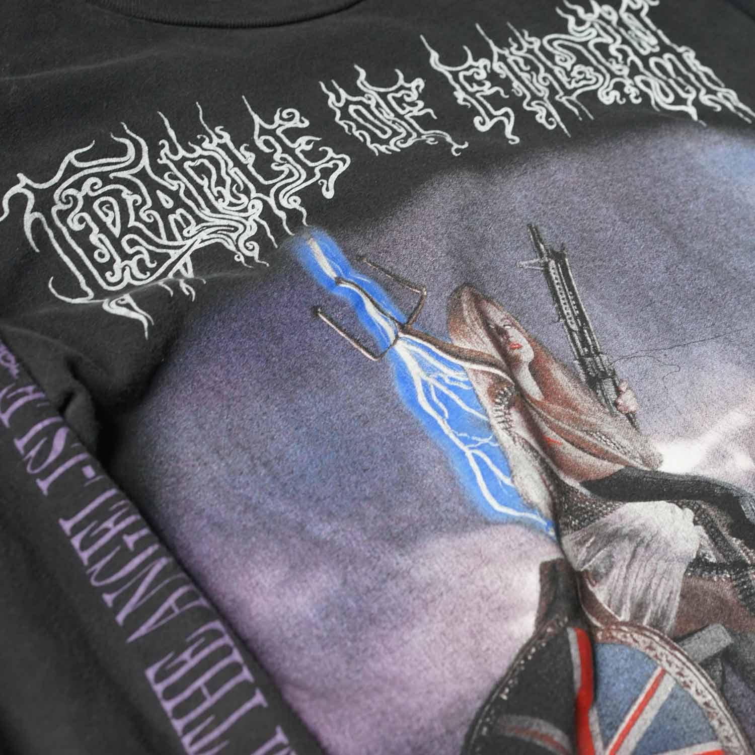 Cradle of Filth - Preparing For Millenial War Longsleeve