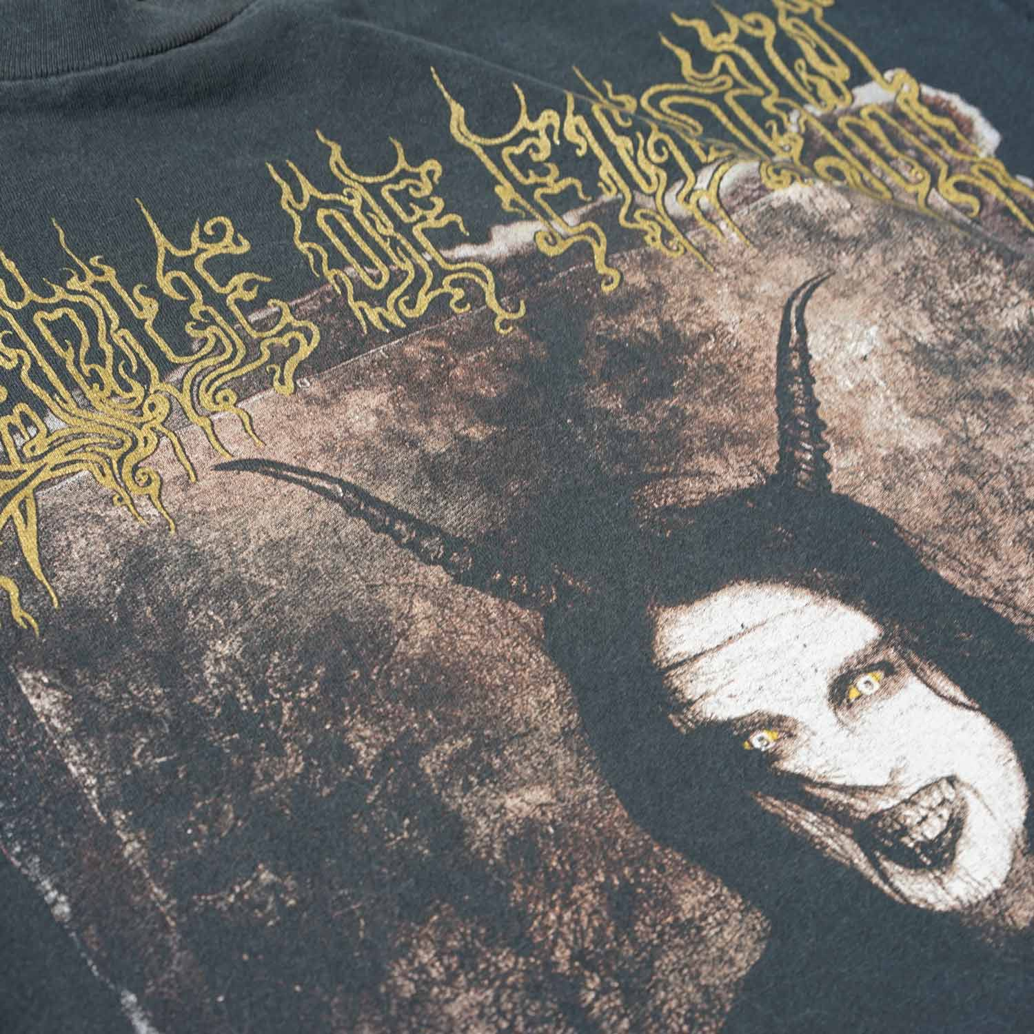 Cradle of Filth - Wall-Eyed, Vain, and Insane