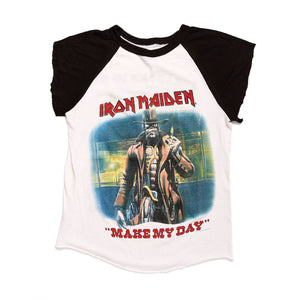 Iron Maiden - Stranger In Time Cutoff