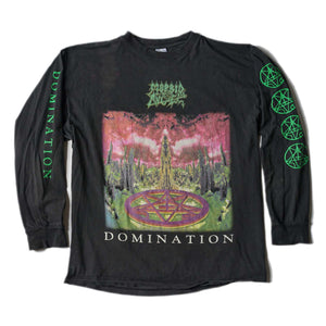 Morbid Angel - Domination Longsleeve