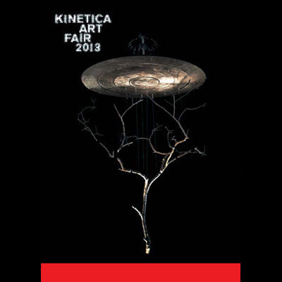 Kinetica Art Fair Catalogue 2013