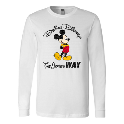 Disney Jones Long Sleeve