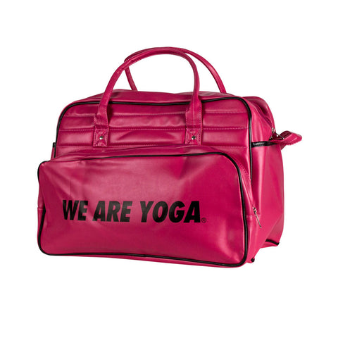 Retro Travel Bag - Pink