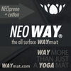 2 Pack NEO-WAYmat Ocean + Purple