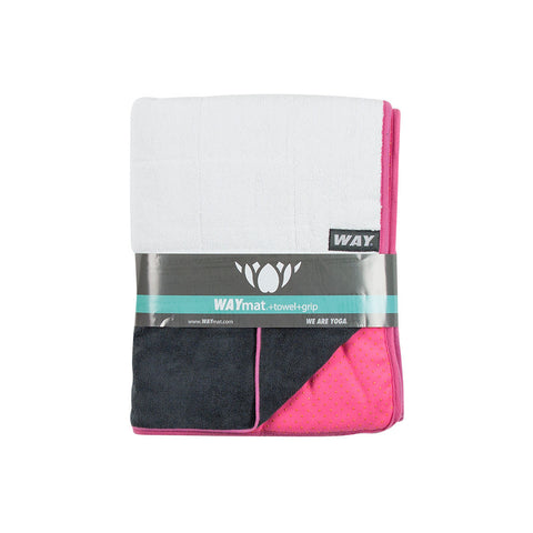 WAYmat Pink - Cotton