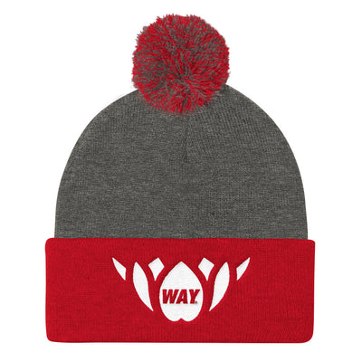 WAY Lotus Puff Beanie