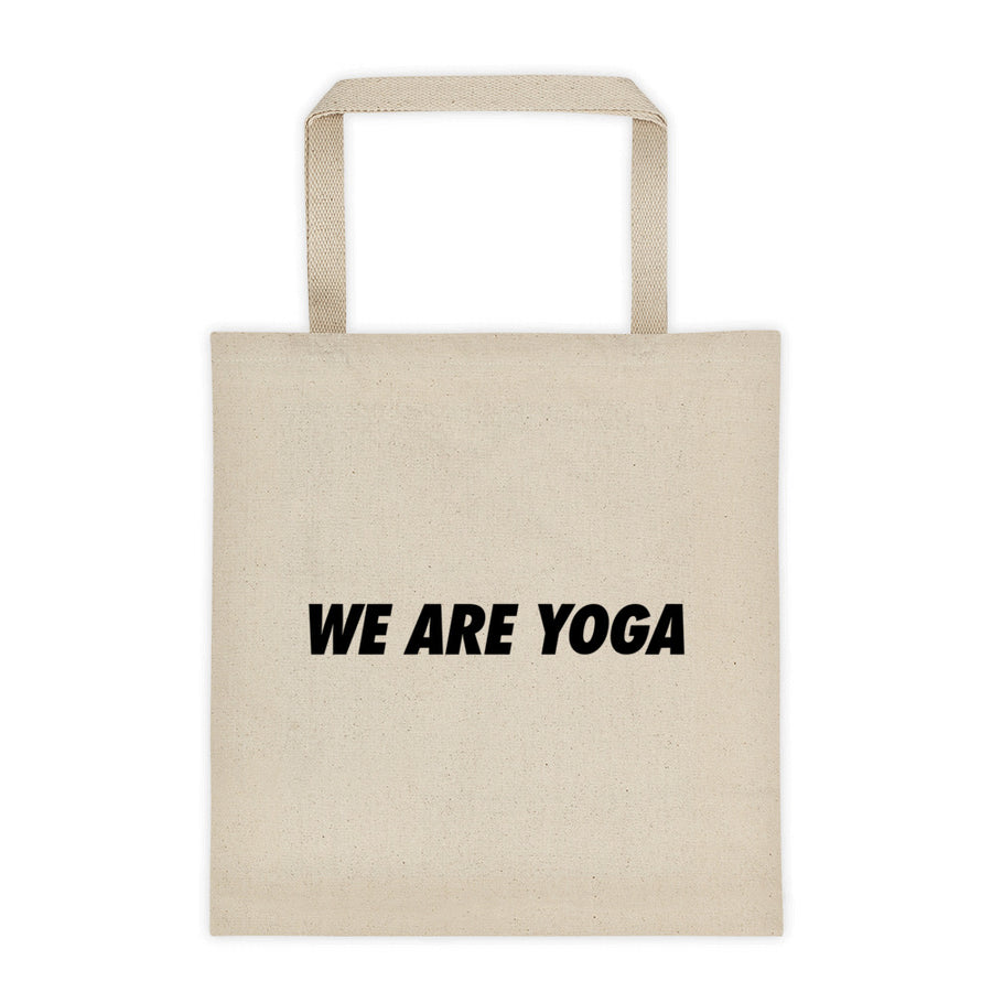 WE ARE YOGA-Tote bag