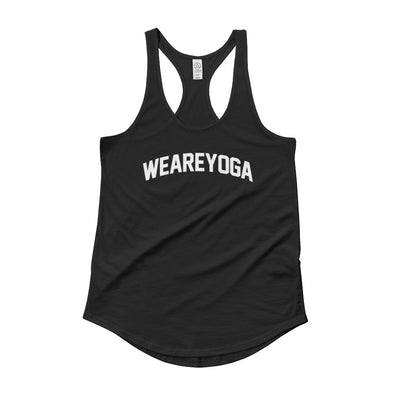 WE ARE YOGA Shirttail Tank