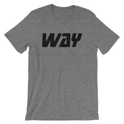 WAY FIGHT NIGHT-Short-Sleeve Unisex T-Shirt