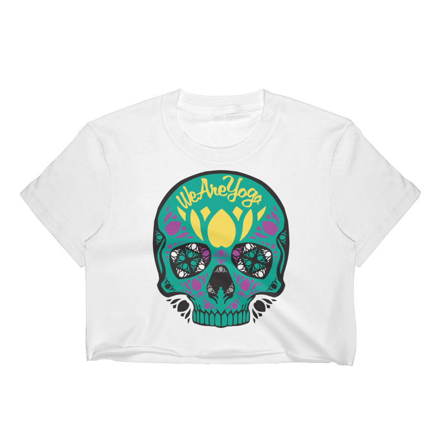 WAYskull Women's Crop Top