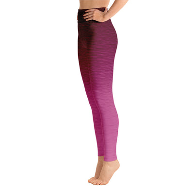 Core Pink High Waist WAYleggings