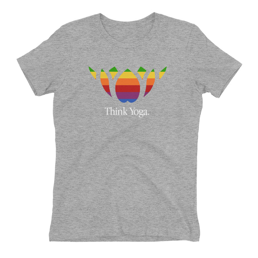 Think Yoga Women's Tee