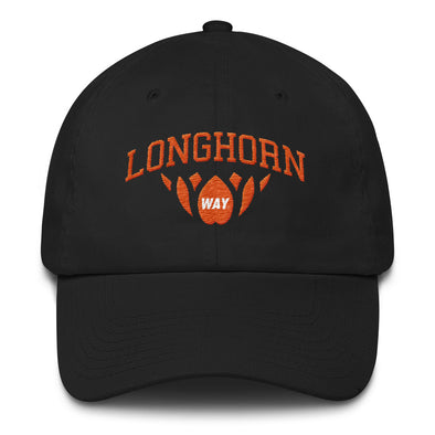 LONGHORN WAY-School Spirit -Club Cap