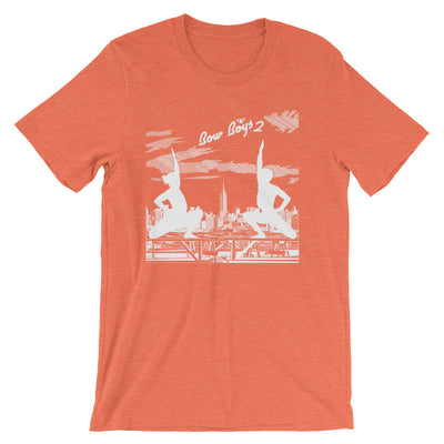 BOW BOYS 2-Short-Sleeve Unisex T-Shirt