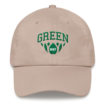 GREEN WAY-School Spirit-Club hat