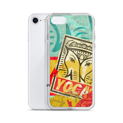 WAYphone P-4 iPhone Case
