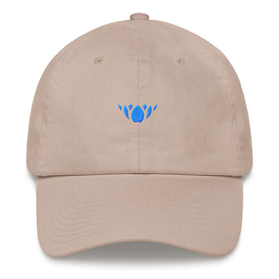 Carolina Blue Lotus-Club hat