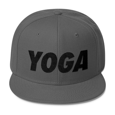 YOGA Wool Snapback - more colors available