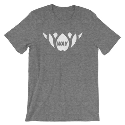 WAY LOTUS-Short-Sleeve Unisex T-Shirt
