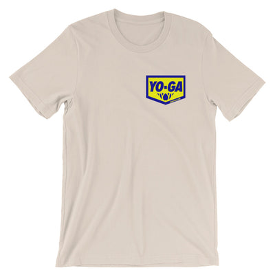 YOGA D-40-Short-Sleeve Unisex T-Shirt