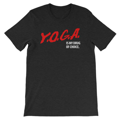 YOGA DRUG-Tee Shirt
