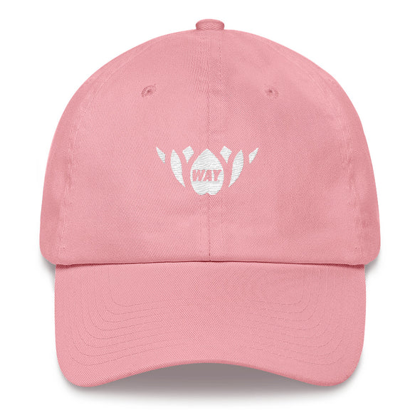 Pink WAY Lotus Club Hat