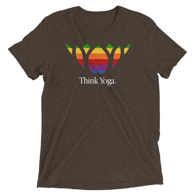 Think Yoga Tri-Blend T-Shirt