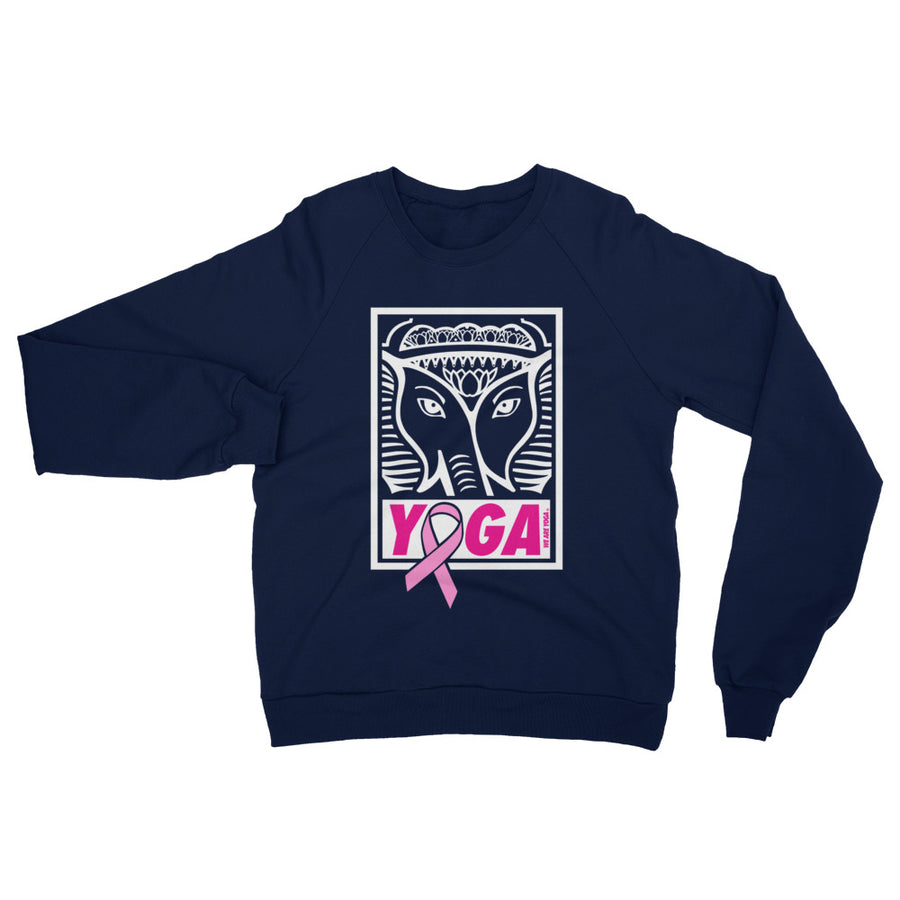 Yoga 4 the Cure Stamp Sweatshirt