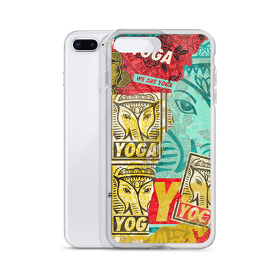 iPhone Case Stamp Graffiti