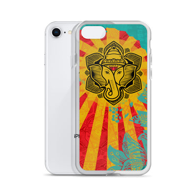 iPhone Case Sunburst